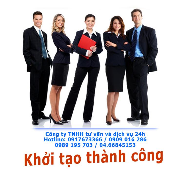 Công ty TNHH tư vấn và dịch vụ 24h