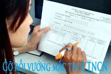 Gỡ vướng thuế thu nhập cá nhân
