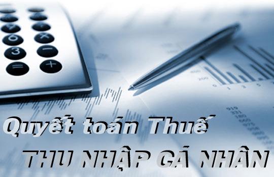 Thuế thu nhập cá nhân và quyết toán thuế thu nhập cá nhân