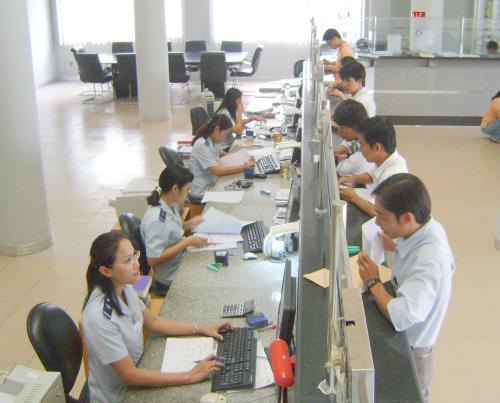 Quyết định 329/QĐ-TCT v/v ban hành Quy trình quản lý đăng ký thuế