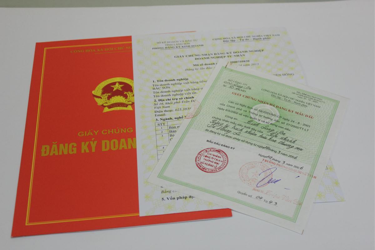 Hướng dẫn đăng ký doanh nghiệp theo Luật doanh nghiệp 2014